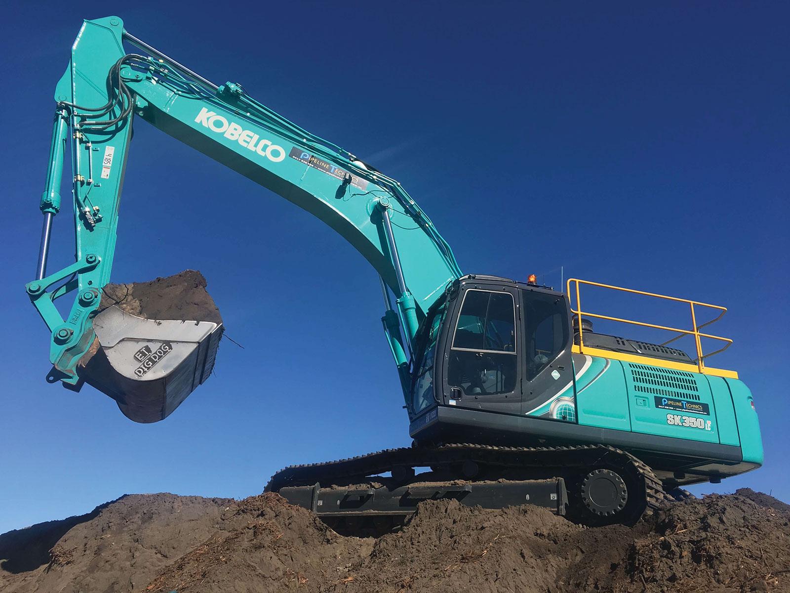 Pipelines-Technics-Excavator-Mullaloo