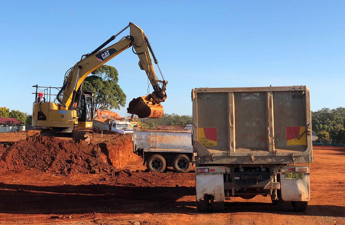 Koker-Civil-Excavator-and-Tipper-Lismore
