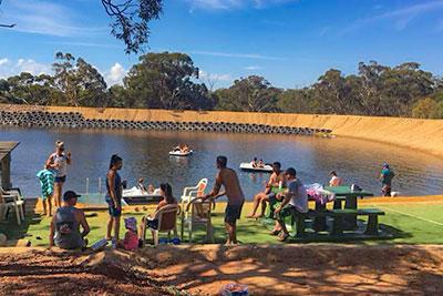 Lake Kimberley WhiteGum Farm