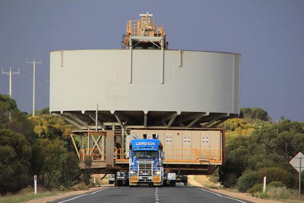 lampson-mining-truck-hire-toronto