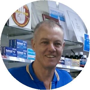 Landsborough Chemist Tim Fitzpatrick Owner Pharmacist Pharmacy Alliance