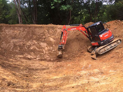 Leader-Earthworks-Gallery-Murwillumbah-excavator-earthworks