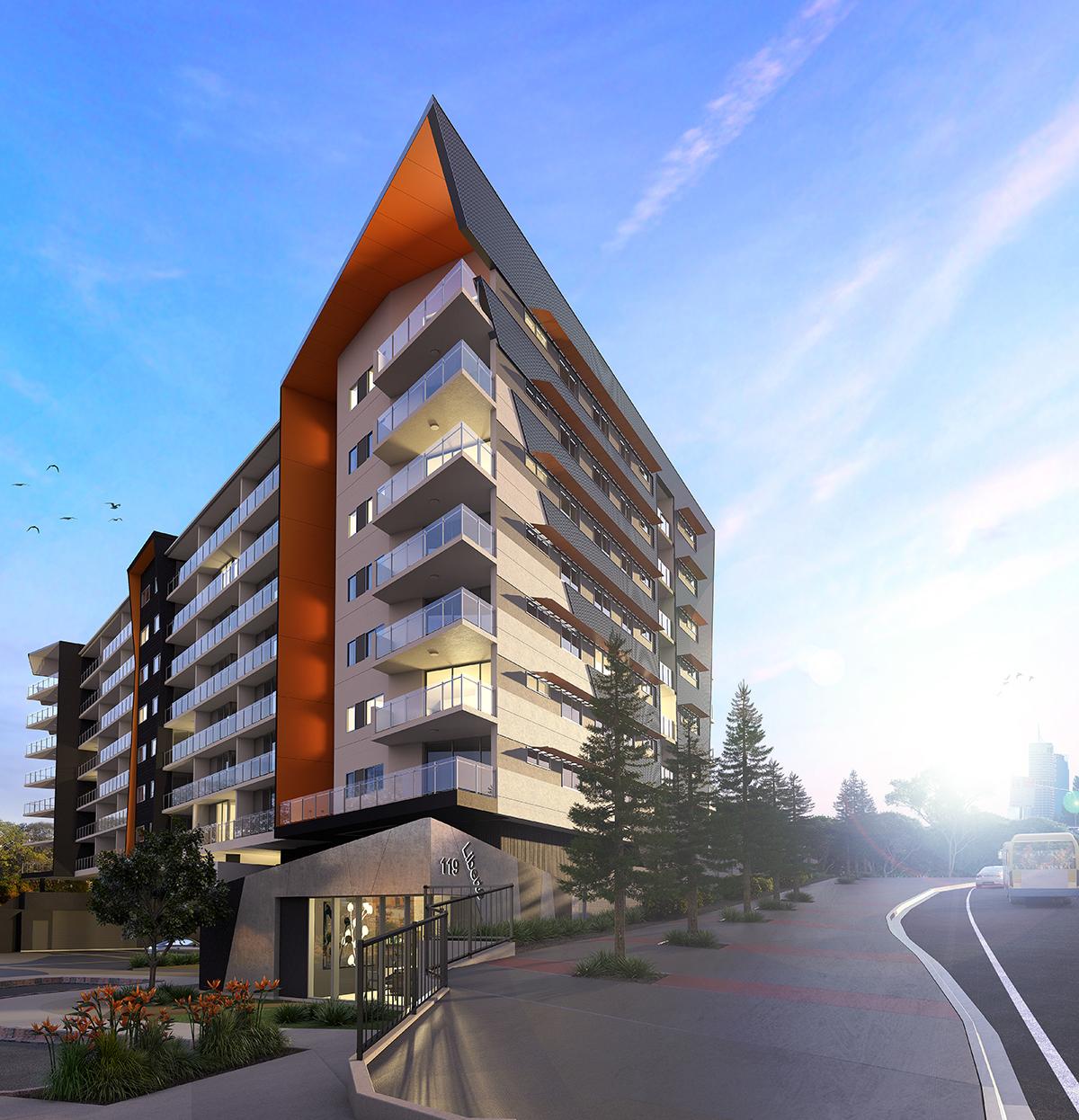 Liberte Residential Property Kangaroo Point CBRE Pradella
