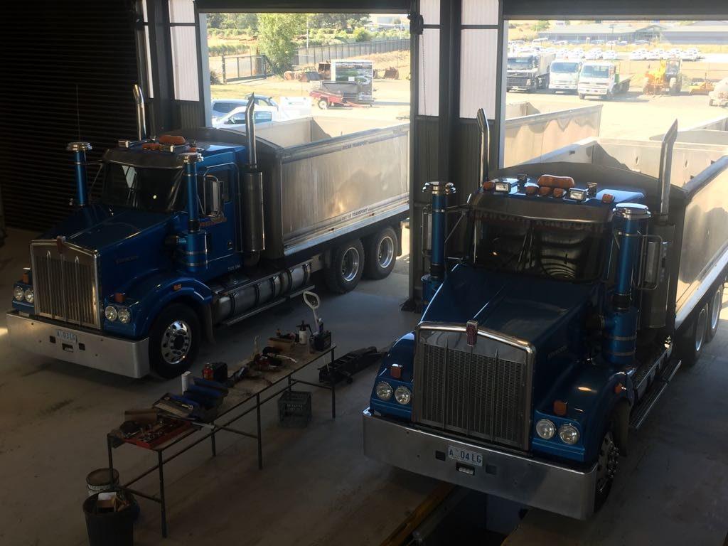 Load and Go bulk haulage