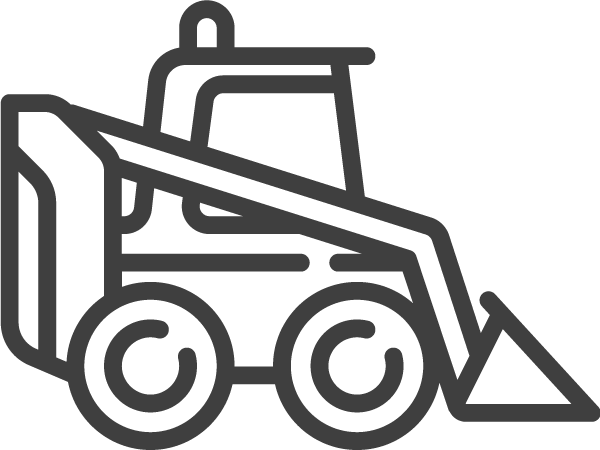 Bobcat Hire Icon
