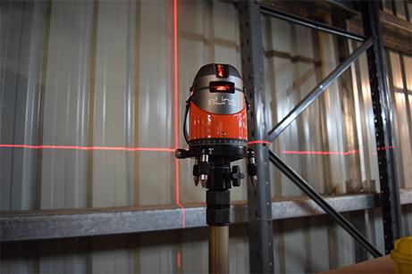 aLine ML360 Full 360° laser