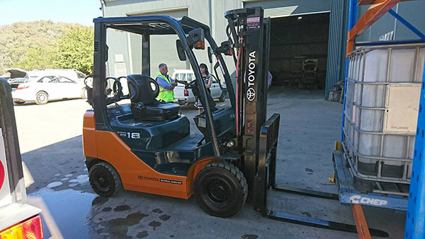 National-Cranes-and-Engineering-depot-toyota-forklift-hire