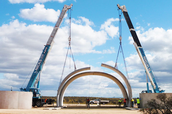 Nicks-Cranes-Services-franna-concrete-construction-Goolwa