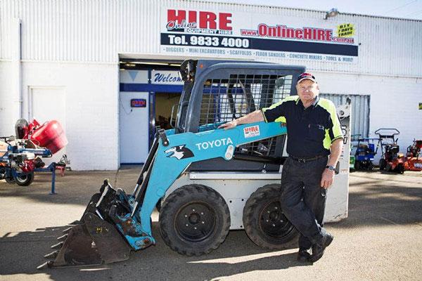 Online-Hire-owner-toyota-skid-steer-Sydney
