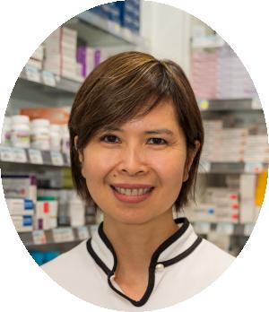 On's Pharmacy Owner Helen On Quinn On
