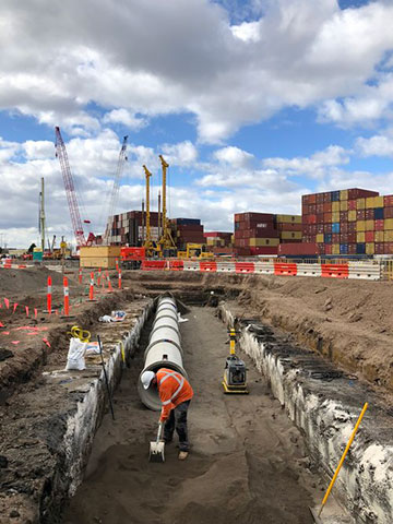 PACC-Civil-pipe-laying-operator