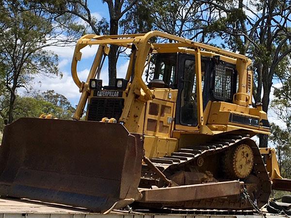 PCP-Civil-Dozer-bulldozer-hire-Brisbane