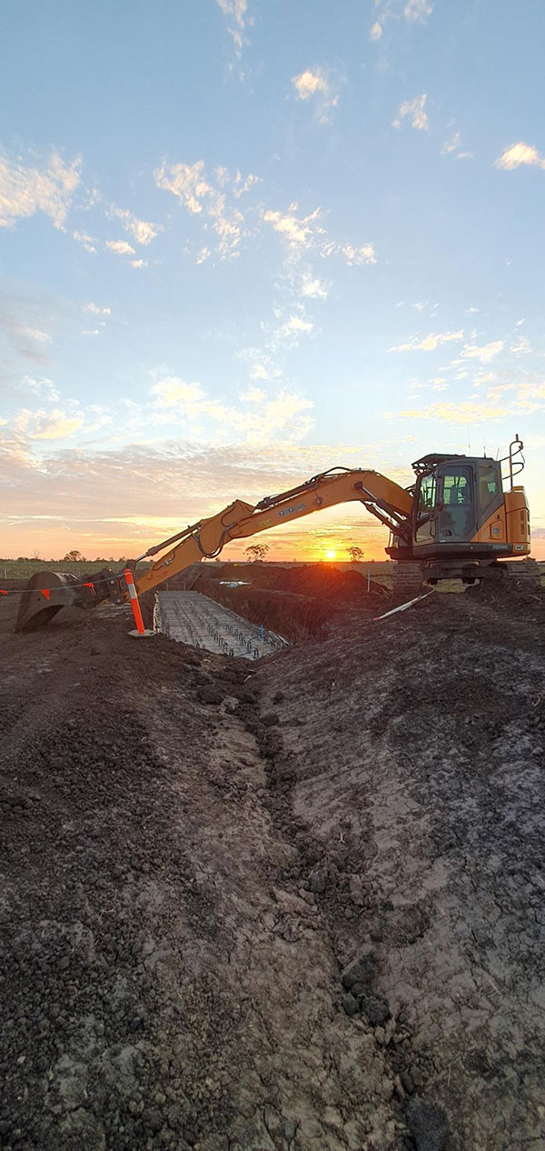 PCP-Civil-Earthworks-Excavator-Hire-Brisbane-6