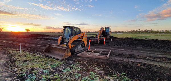 PCP-Civil-Earthworks-Plant-Bobcat-Hire-earthworks-Brisbane-4