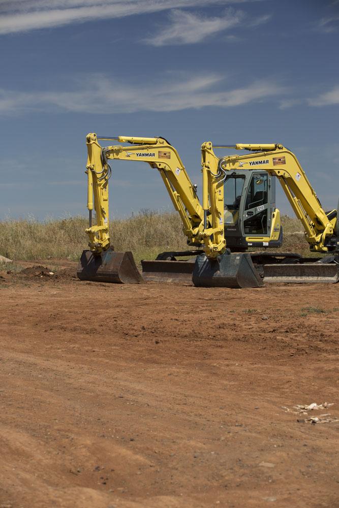 PROQUIP Mini Excavators for sale