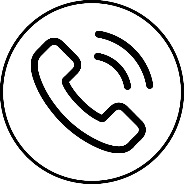 Phone-Icon-Circle-Black