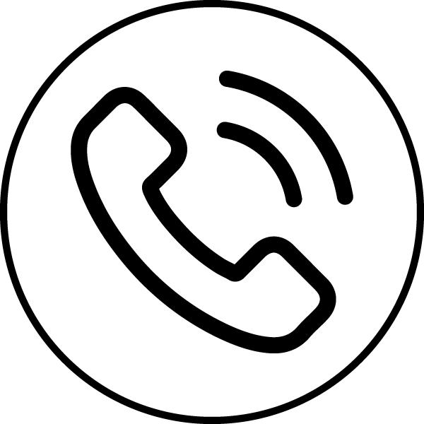 Phone-Icon-Circle-Black