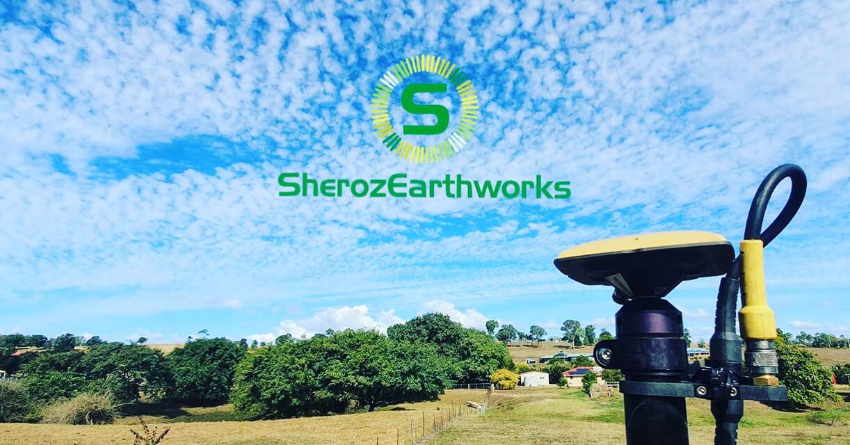 Sheroz-Earthworks-Fleet-ute-owners--topcon gps for sale asutralia-topcon gx60-topcon gps excavator-topcon 2d machine control-