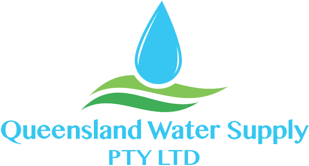 Queensland Water Supply Logo Portrait