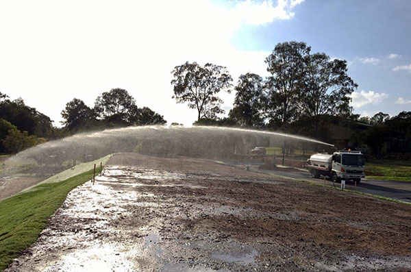 Queensland Water Supply - Water Truck for Hire in Gold Coast