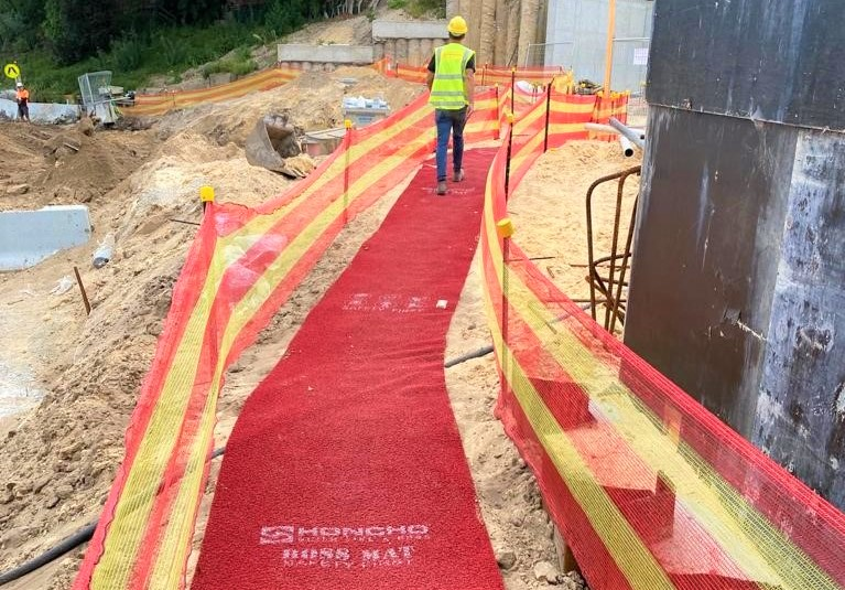 Honcho-Supplies-Boss-Mat-safety-walkway-CYP-Tunnel