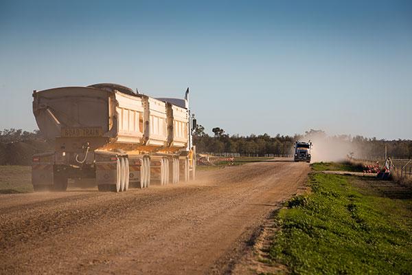 RSA-Dalby-Road truck