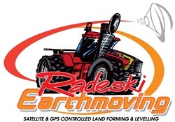 Radeski Earthmoving Logo