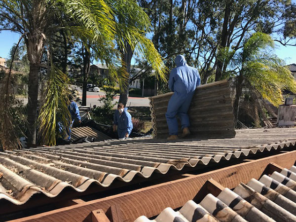 Relient-Civil-Asbestos-Removal-from-Roof-Brisbane
