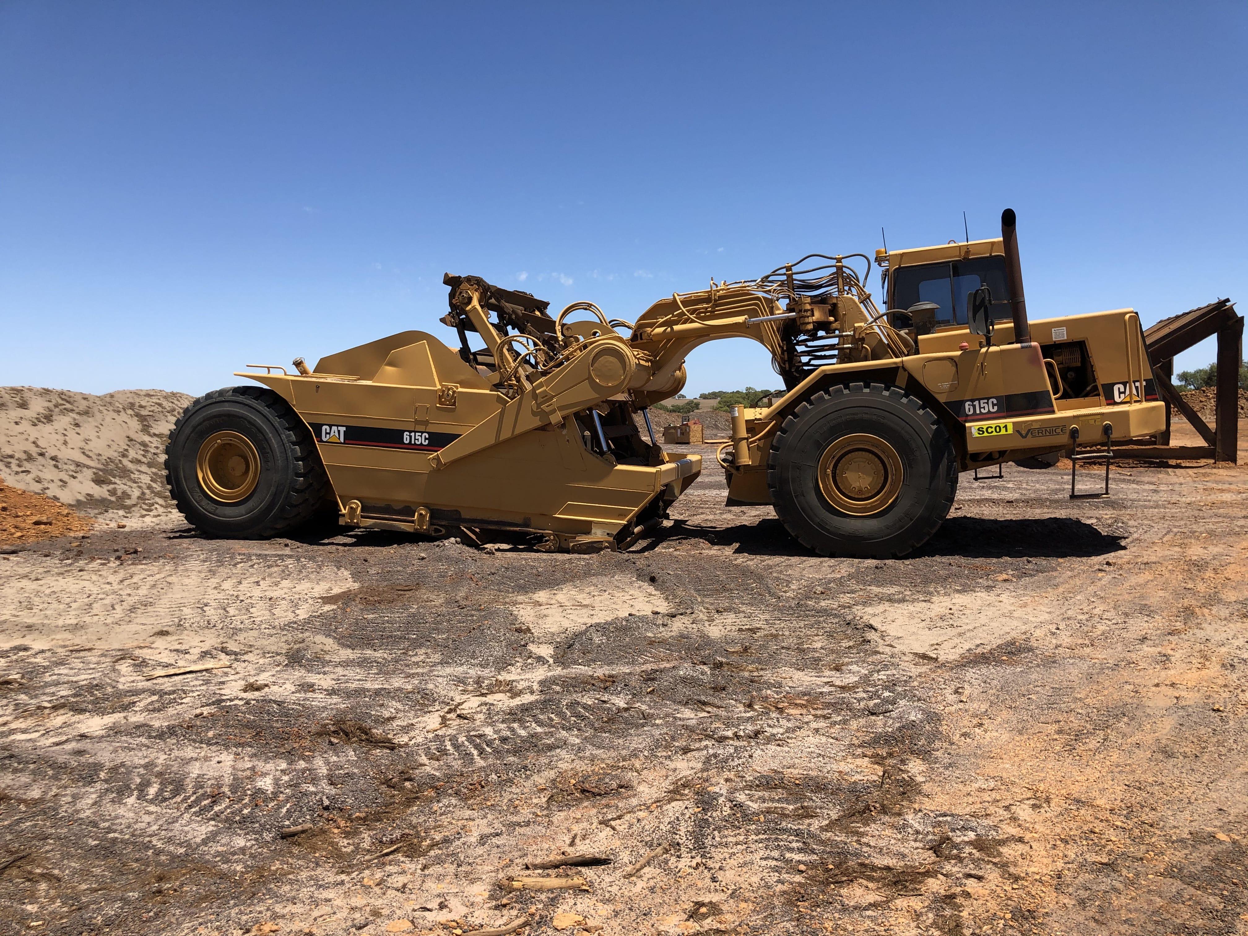 vernice-615-scraper-hire-perth-western-australia
