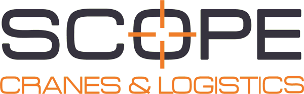 Scope Cranes & Logistics Logo