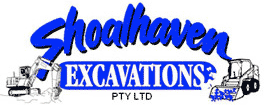 Shoalhaven Excavations Logo