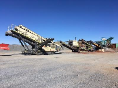Saracen-Thunderbox-Project-Fleet-Setup-crushing-service-solution-kalgoorlie