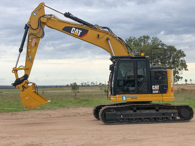Cat 325F Excavator
