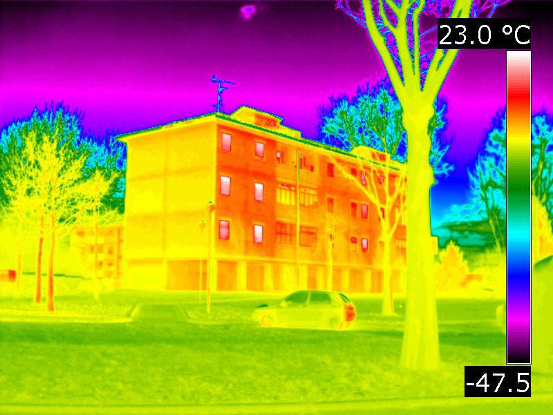 Apartment thermal image