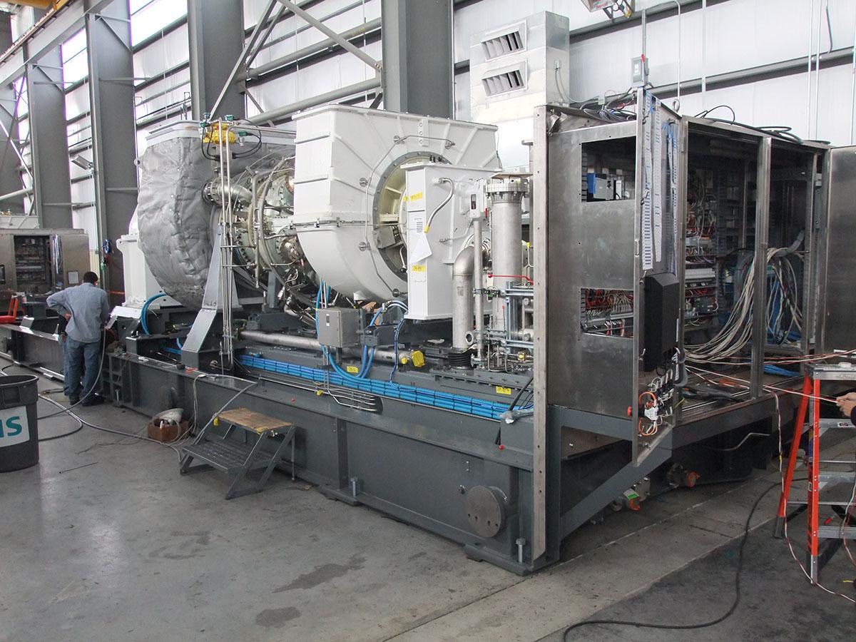 002 1699-V-002 Water Separator-GA