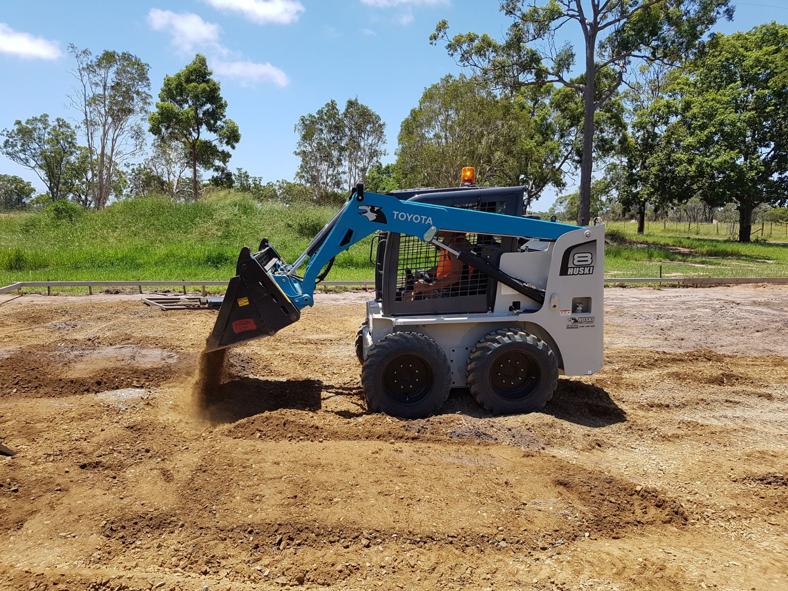 Equipment Hire & Earthmoving Hervey Bay & Maryborough