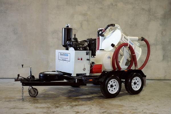 Vacuum Excavator Hire