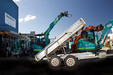FULL MAINTENANCE & SERVICE HISTORY ON ALL PLANT & EQUIPMENT THAT IS AVAILABLE FOR HIRE