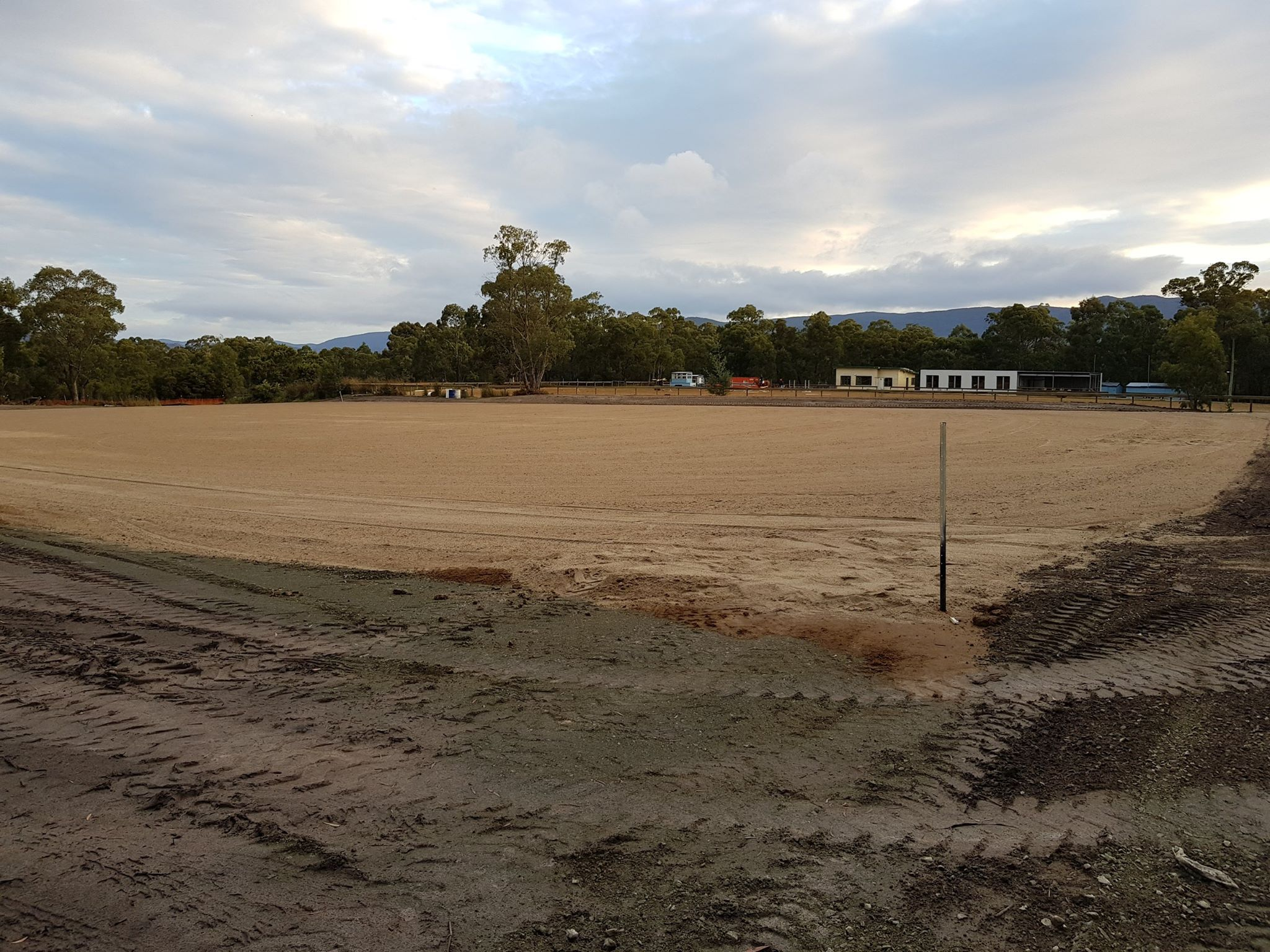 Spectran Group Subdivision Construction Hobart