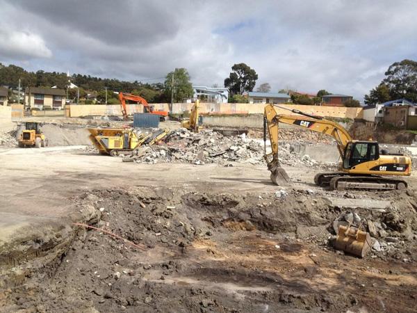 Spectran Civil Bulk Excavation Services