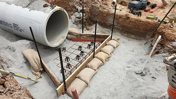SubTerra Stormwater Drainage Installation on Oxley Highway to Kundabung Site Upgrade (OH2KU) - Lendlease