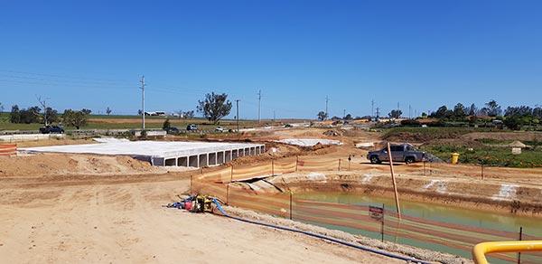 SubTerra Stormwater Drainage Installation - North West Rail Link - Daracon