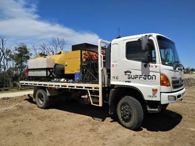 Suffren Contacting Vaccum truck hire
