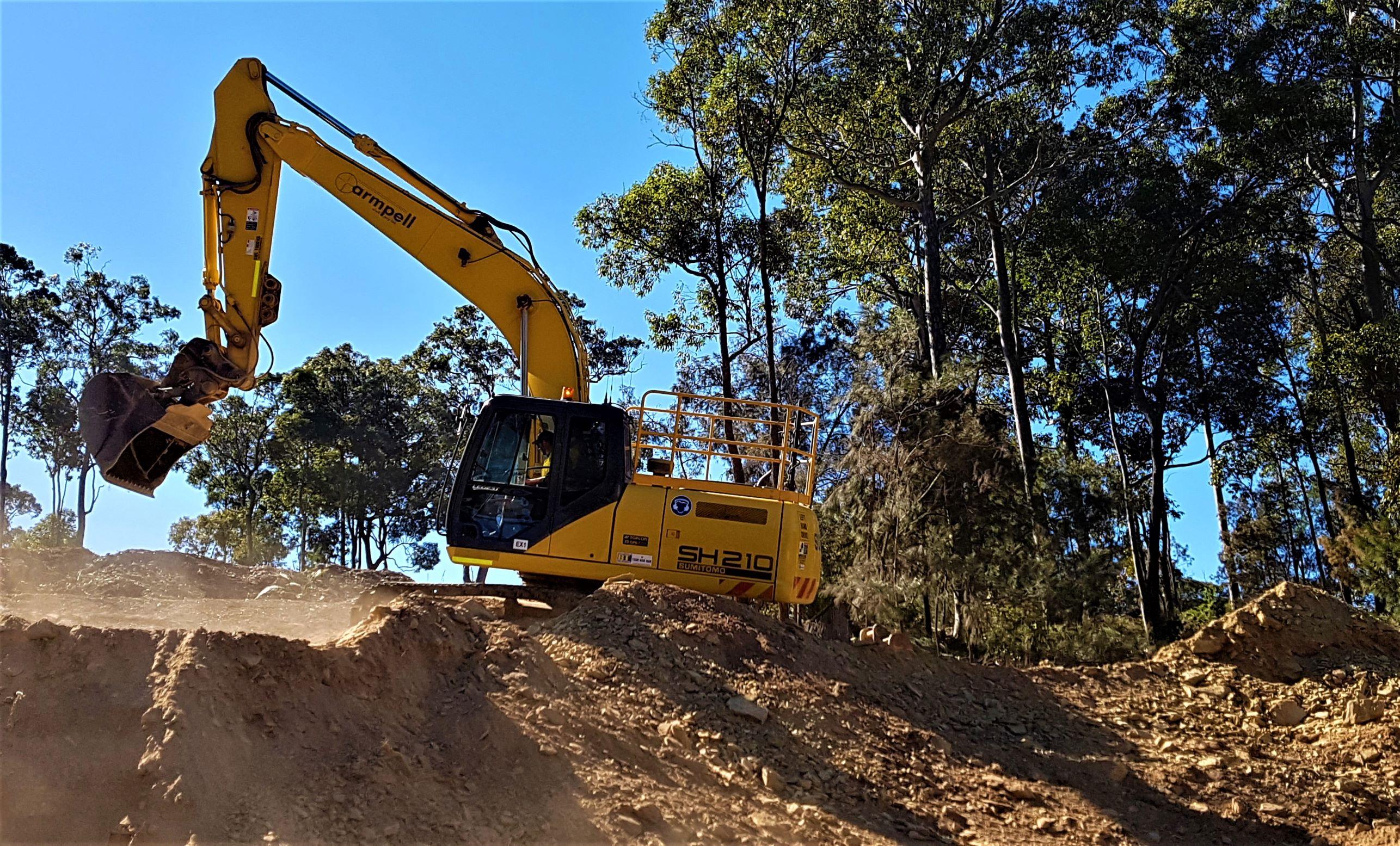 Armprell-Civil-excavator-hire-2