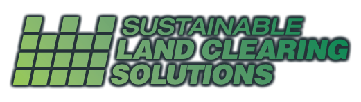 Sustainable Land Clearing Solutions Logo