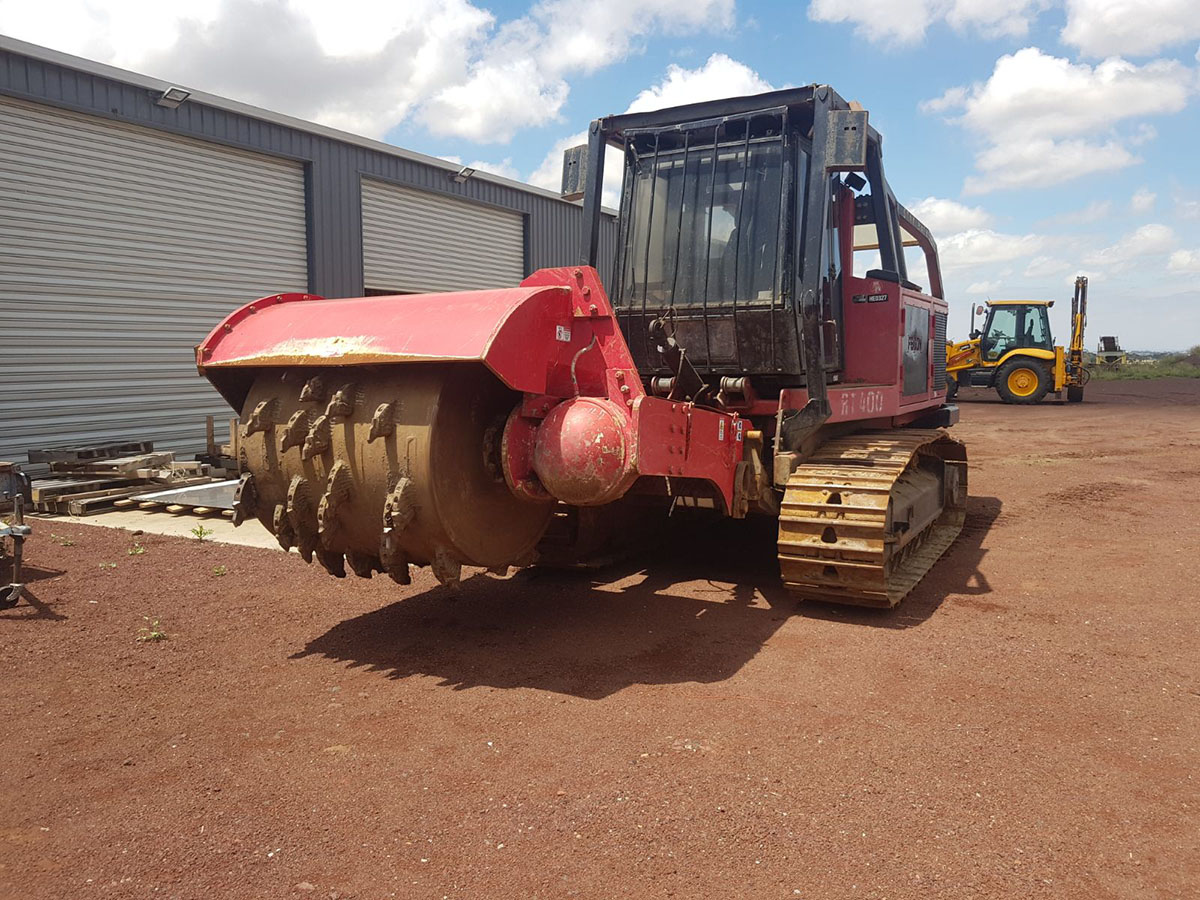 Sustainable Land Clearing Solutions Mulcher