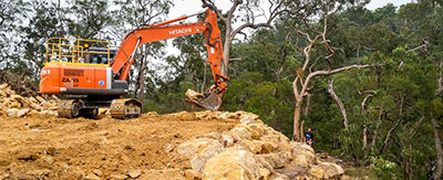 Excavation and earthworks across NSW and Victoria
