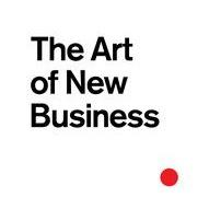 The Art of New Business logo