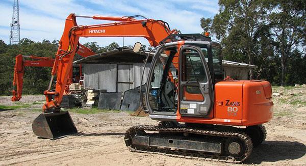 TEAM-Rock-Anchors-Track Mounted Excavator Hire Brisbane
