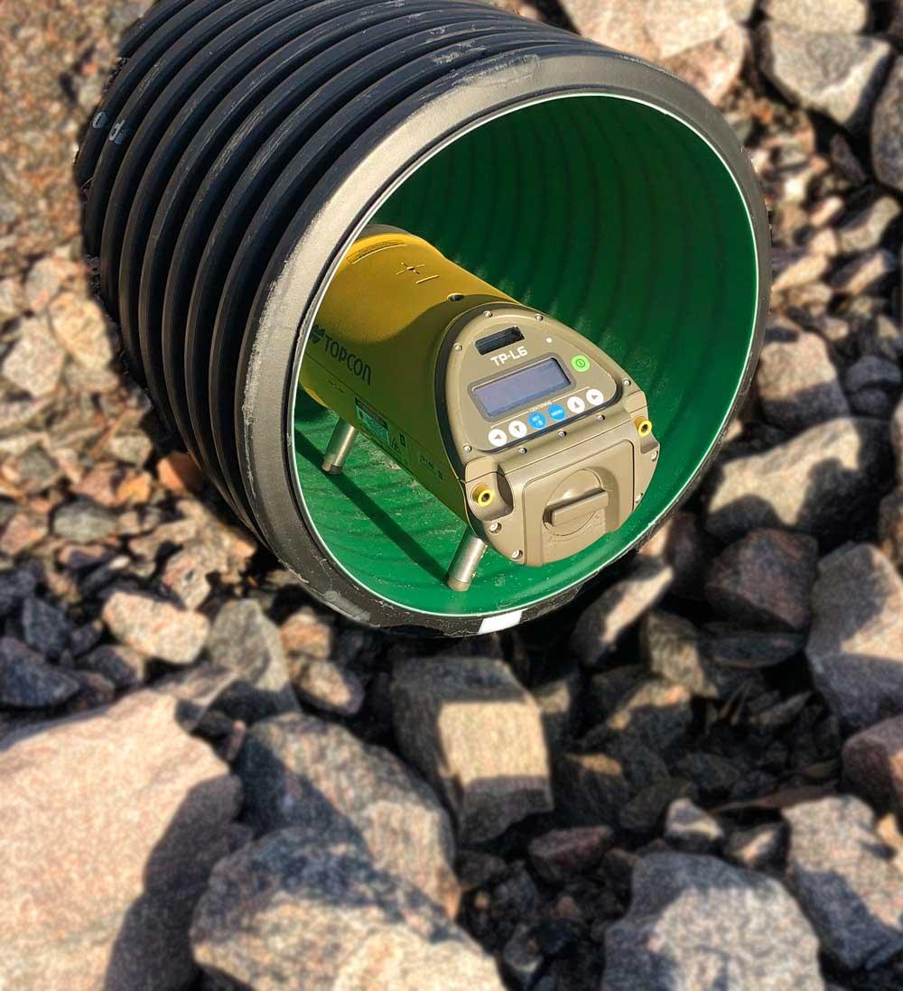 TP-L5 Pipe Laser TopCon Laser
